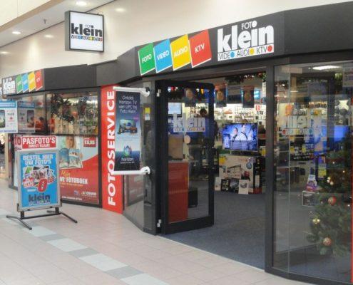 Foto Klein diverse winkels door heel Nederland. 495x400 - Projecten