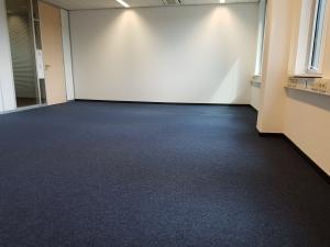 Green Capitol Almere 5 300x225 - Green Capitol Almere. Leveren en aanbrengen Therdex pvc in combinatie met tapijttegels Modulyss.