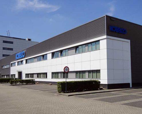 Kobelco Almere 495x400 - Projecten