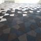 Vorwerk 6 80x80 - Villa Amsterdam, leveren en aanbrengen 600 m2 Luxe vloerbedekking van JAB op ondertapijt.