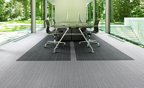 banner 4 tapijt tegels - Tapijttegels