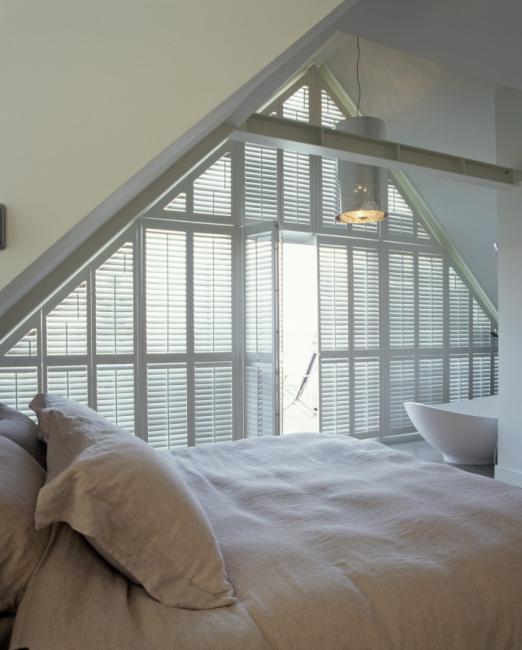 jasno shutters wit slaapkamer badkamer driehoek 0 - Shutters