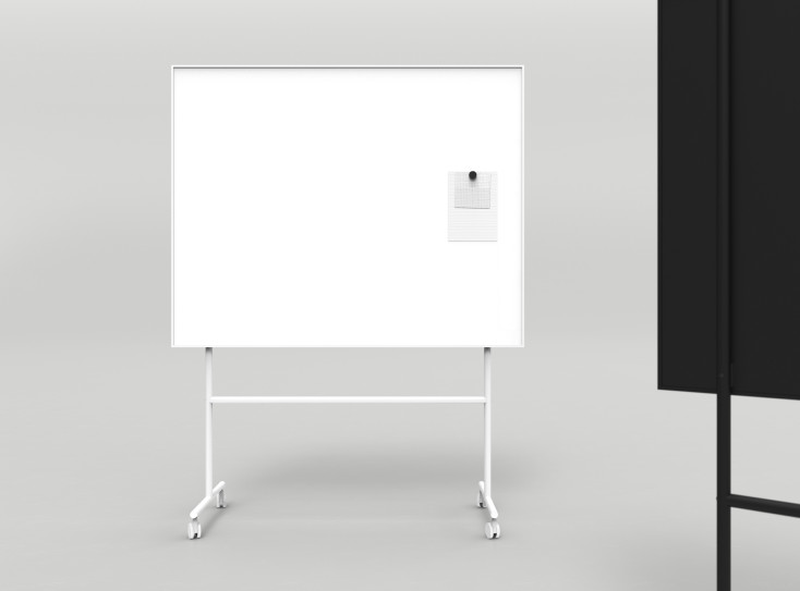 thumb 2x 35 - Lintex - Mobile Writing Boards & Flipchart Easels