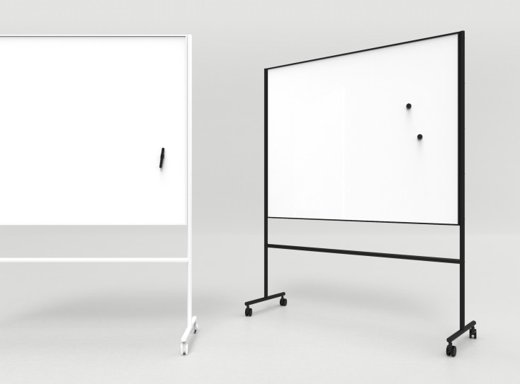 thumb 2x 36 - Lintex - Mobile Writing Boards & Flipchart Easels