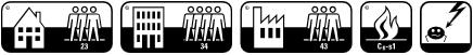 vivace iconen - Marmoleum Vivace